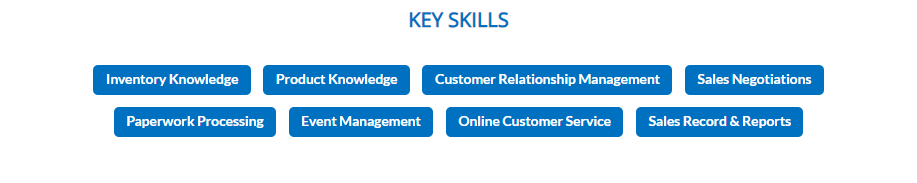 Car Salesman Resume The 2020 Guide With 10 Examples Complete Sample
