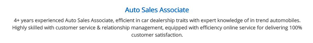 Car-Salesman-resume-summary