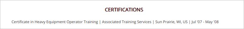 Machine-Operator-Certifications