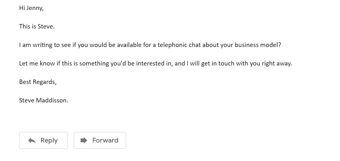 Business Introduction Email Sample from s3-us-west-2.amazonaws.com