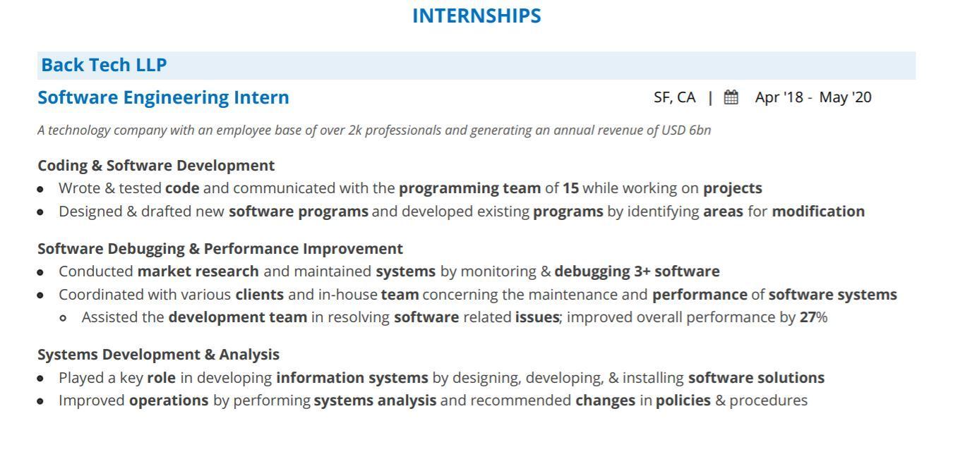 2020 guide to creating an effective engineering internship