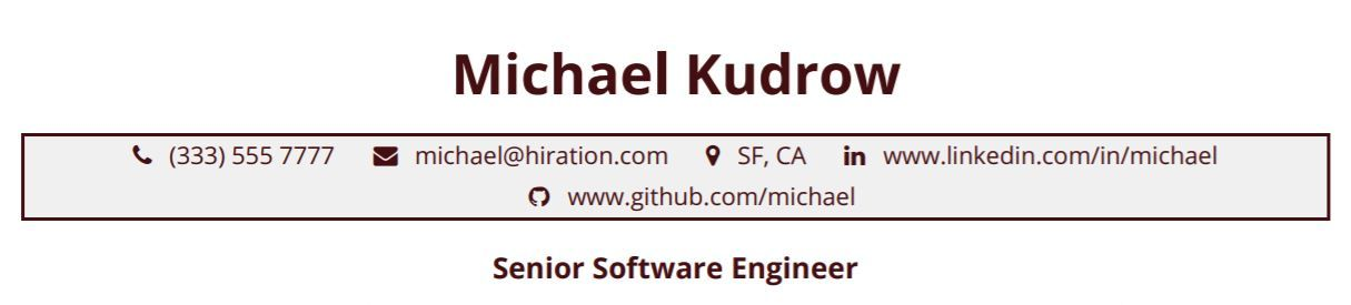 software-engineering-resume-profile-title