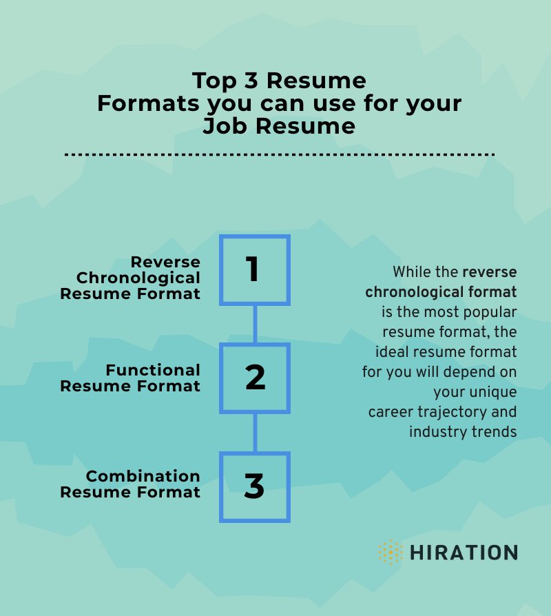 job resume  the ultimate guide with 10  examples  u0026 samples