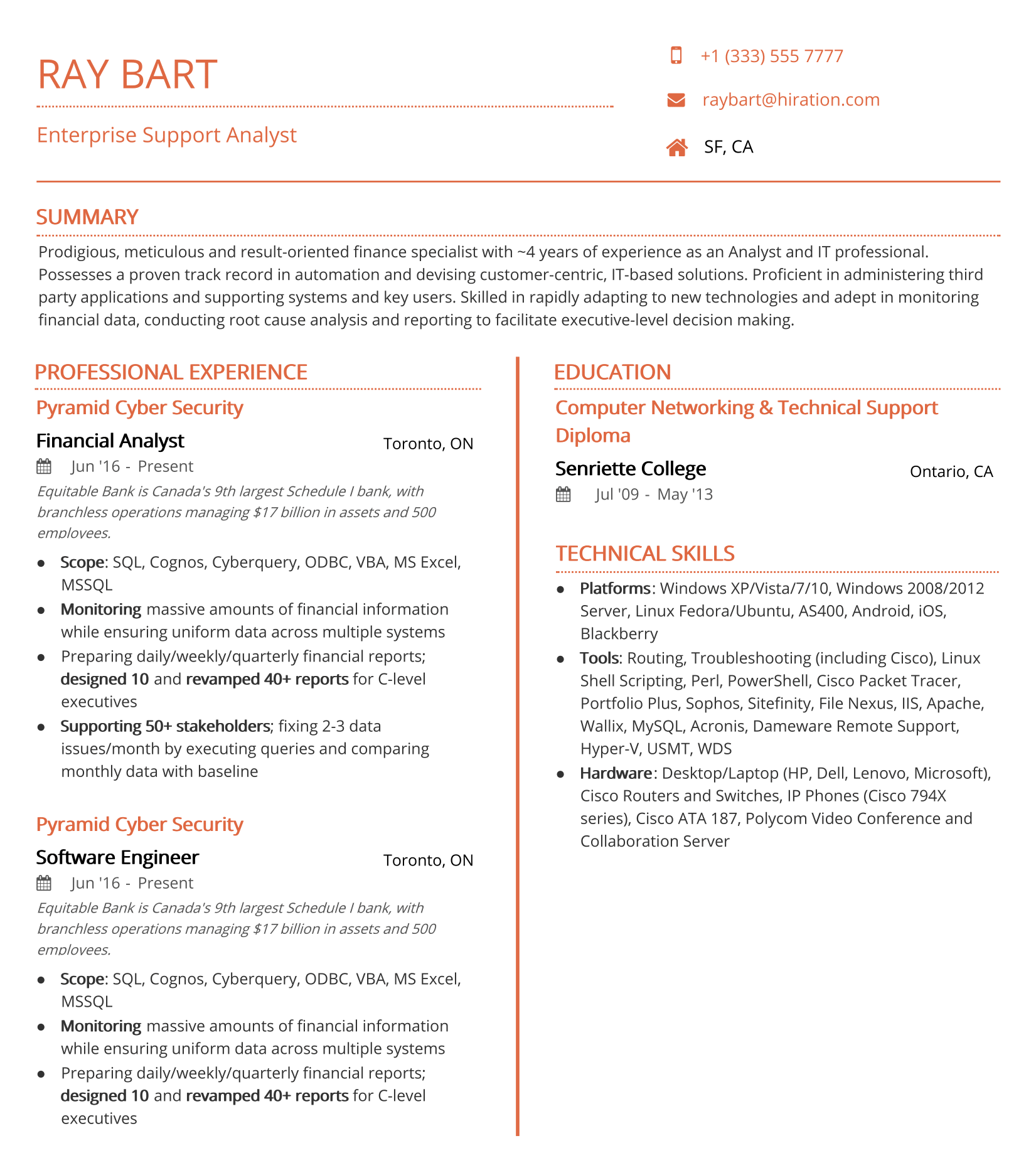 two-column-clean-resume-template