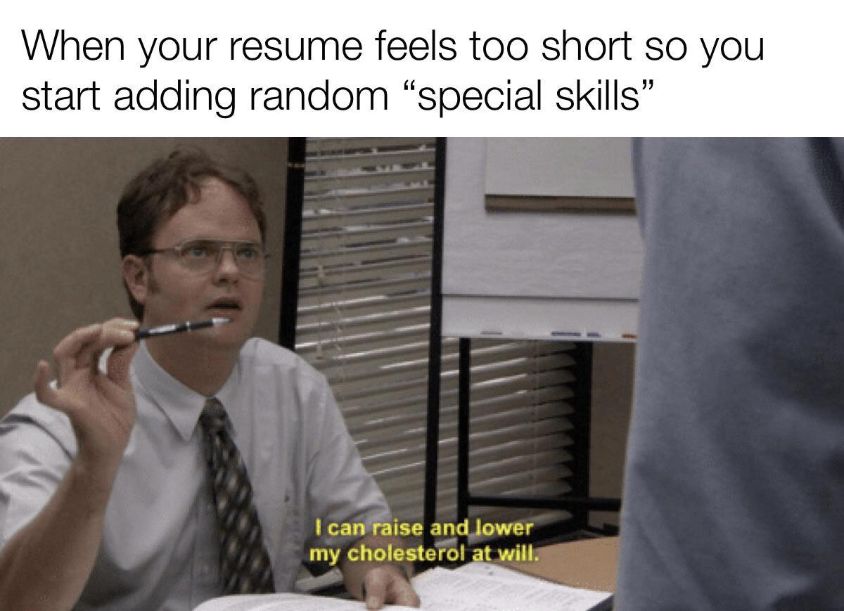 Resume-meme-short-resume-joke