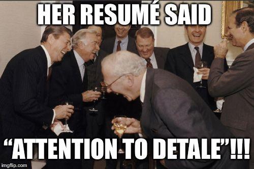 resume-meme-resume-skills