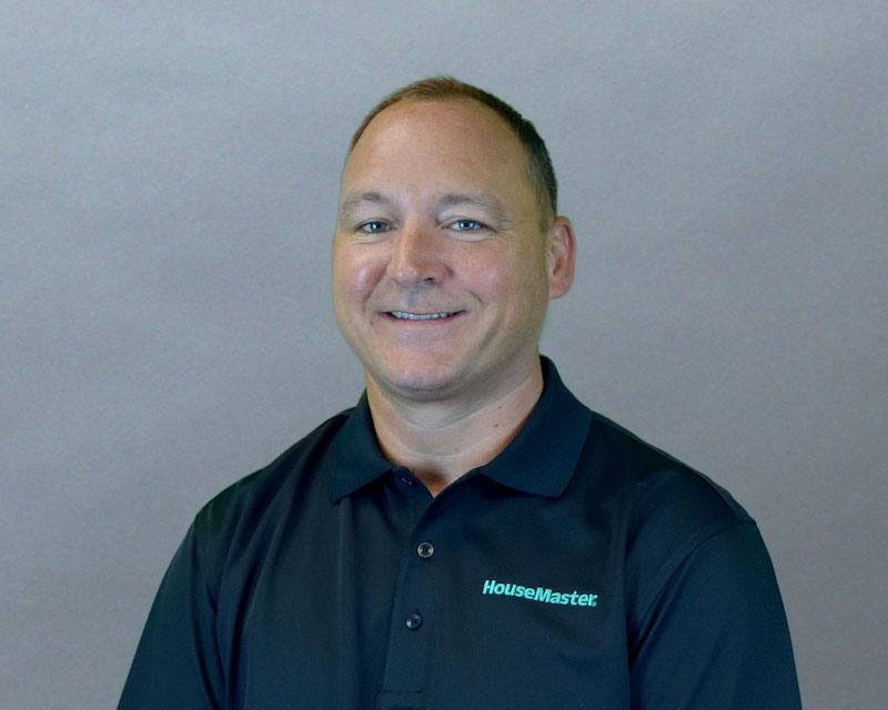 HouseMaster Franchise Owner, Scott Morgaridge