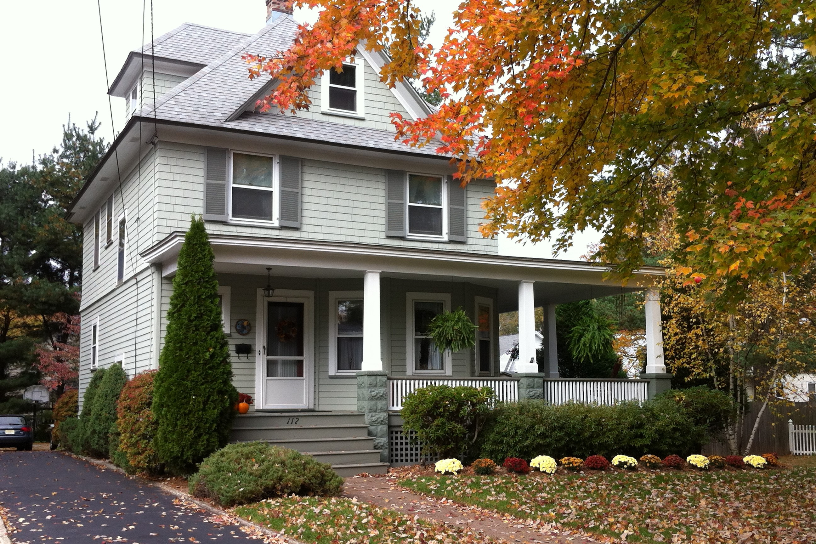 Fall Maintenance Checklist from a Professional Home Inspector