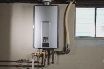 house master home inspections tankless water heater