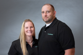 HouseMaster's New Franchise Owners Diana and Brad Walters, Marine Corps Veterans, Launch in Kentucky