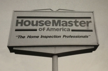 HouseMaster Historic Sign