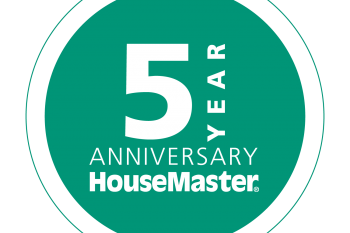 HouseMaster Honors D'Amore with 5 year Home Inspection Excellence Award