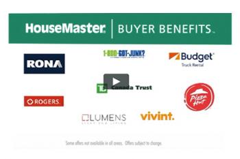 HouseMaster Buyer Benefits - Canada