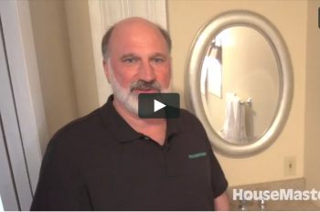 Bathroom Inspection Demonstration | HouseMaster