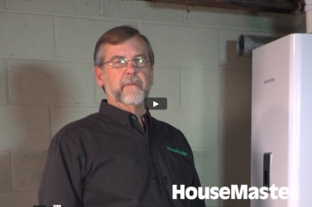 HouseMaster Demonstrates the Inspection of a High Efficiency Hot Water and Heating System