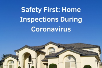 safe home inspections during coronavirus