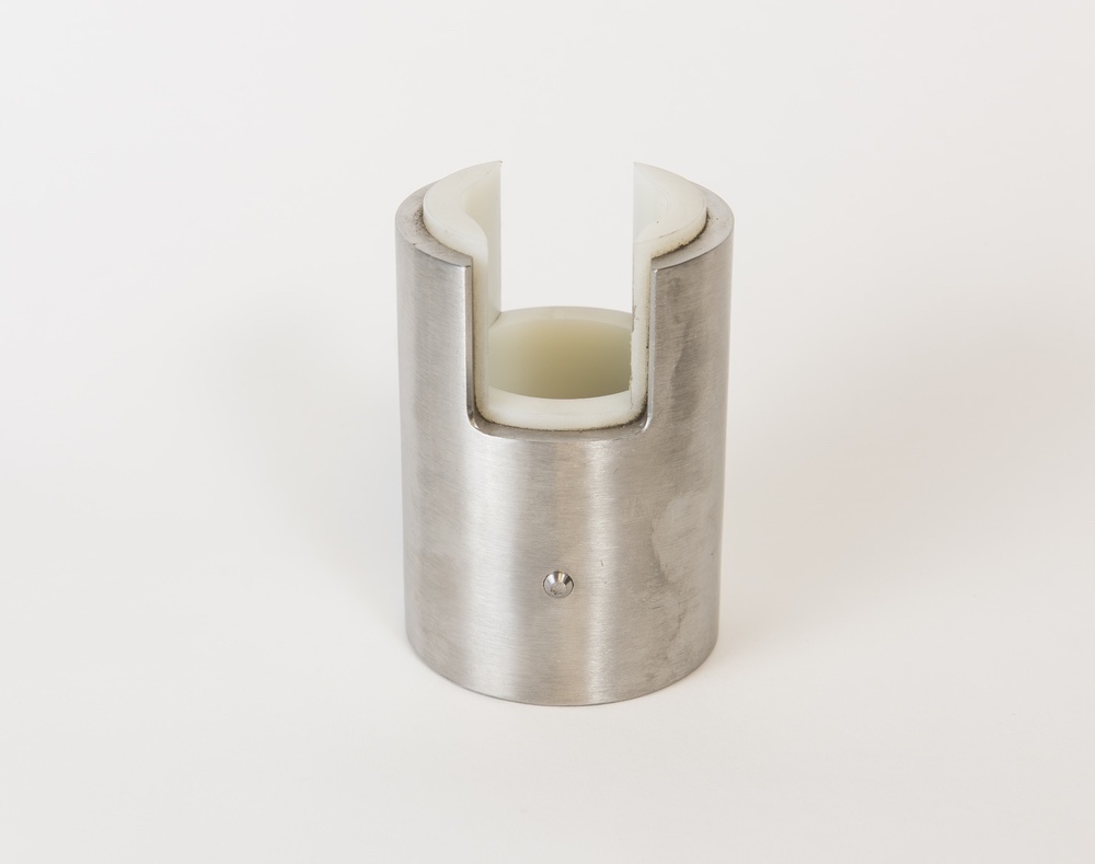 Contact us for Precision Stainless tank and pressure vessel parts like this.