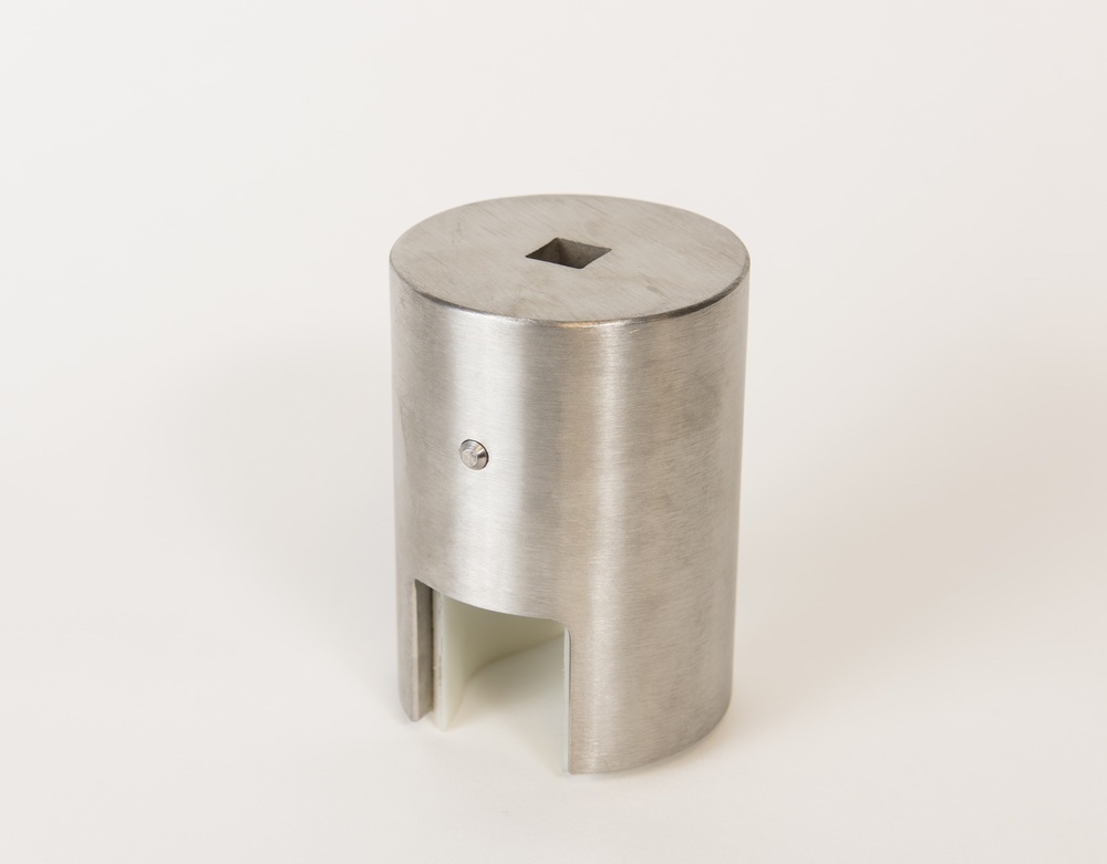 Important Precision Stainless tank and pressure vessel parts like this are available from Holloway.