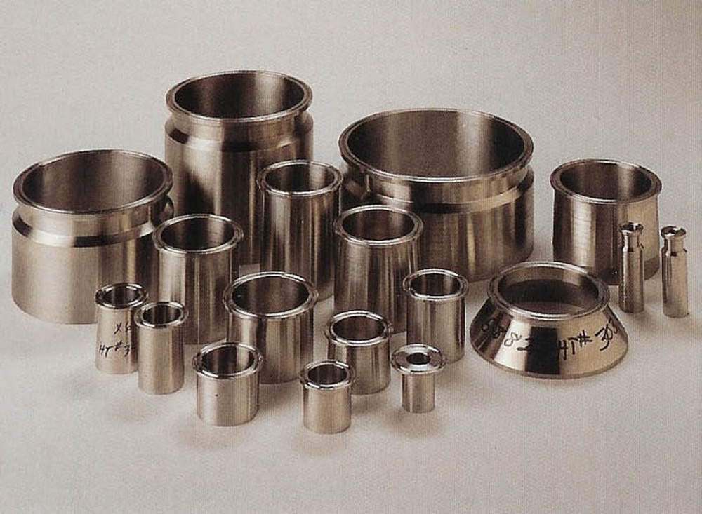 Stainless steel ferrules and tri clamp fittings holloway