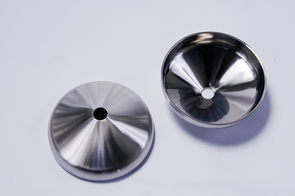 Our toriconical stainless steel tanks heads are built to specification.