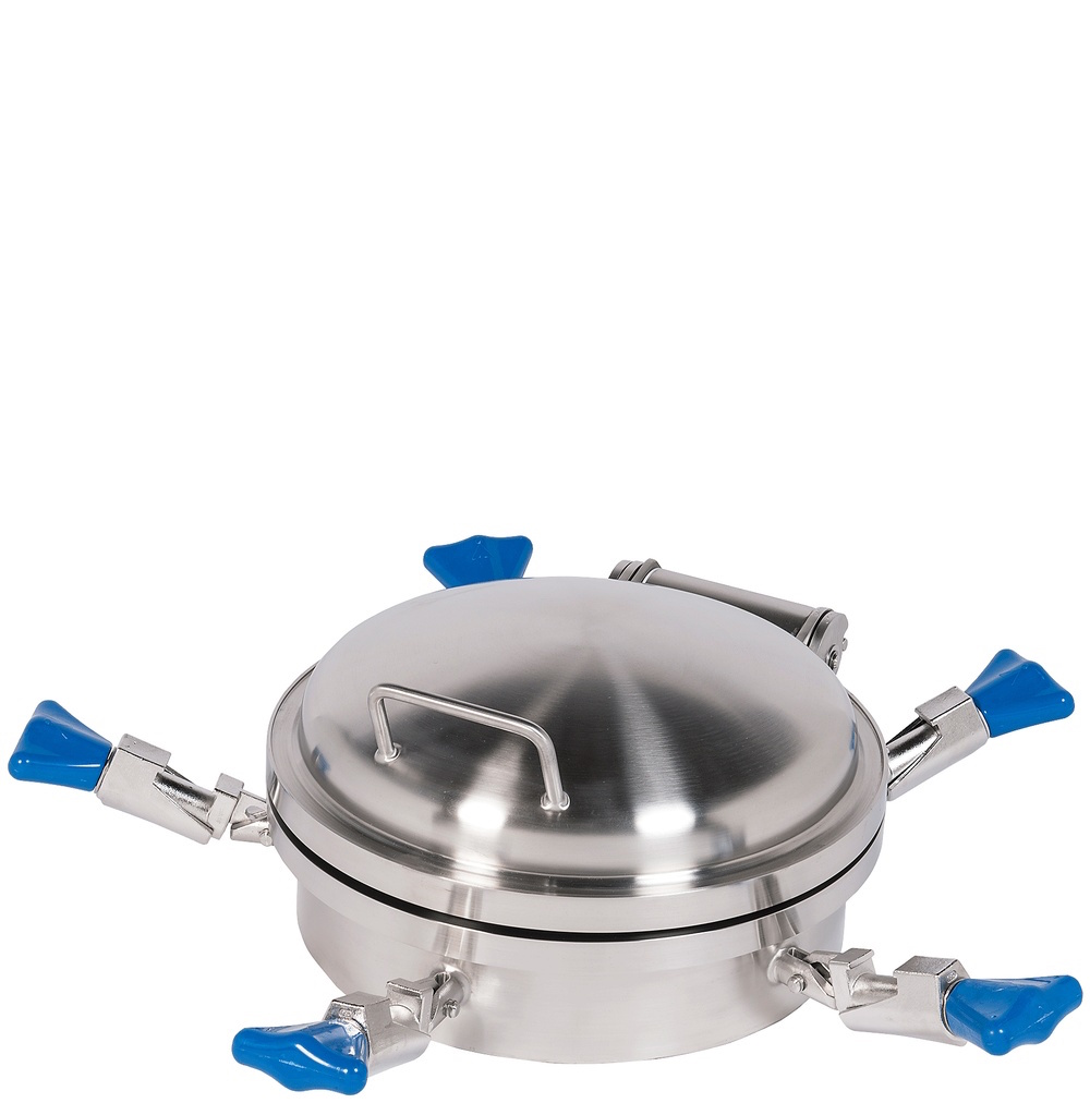 H-Series tank manway gaskets offer easy access to pressure vessels.