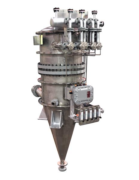 Our ASME pressure vessels meet the stainless steel ASME code, always.