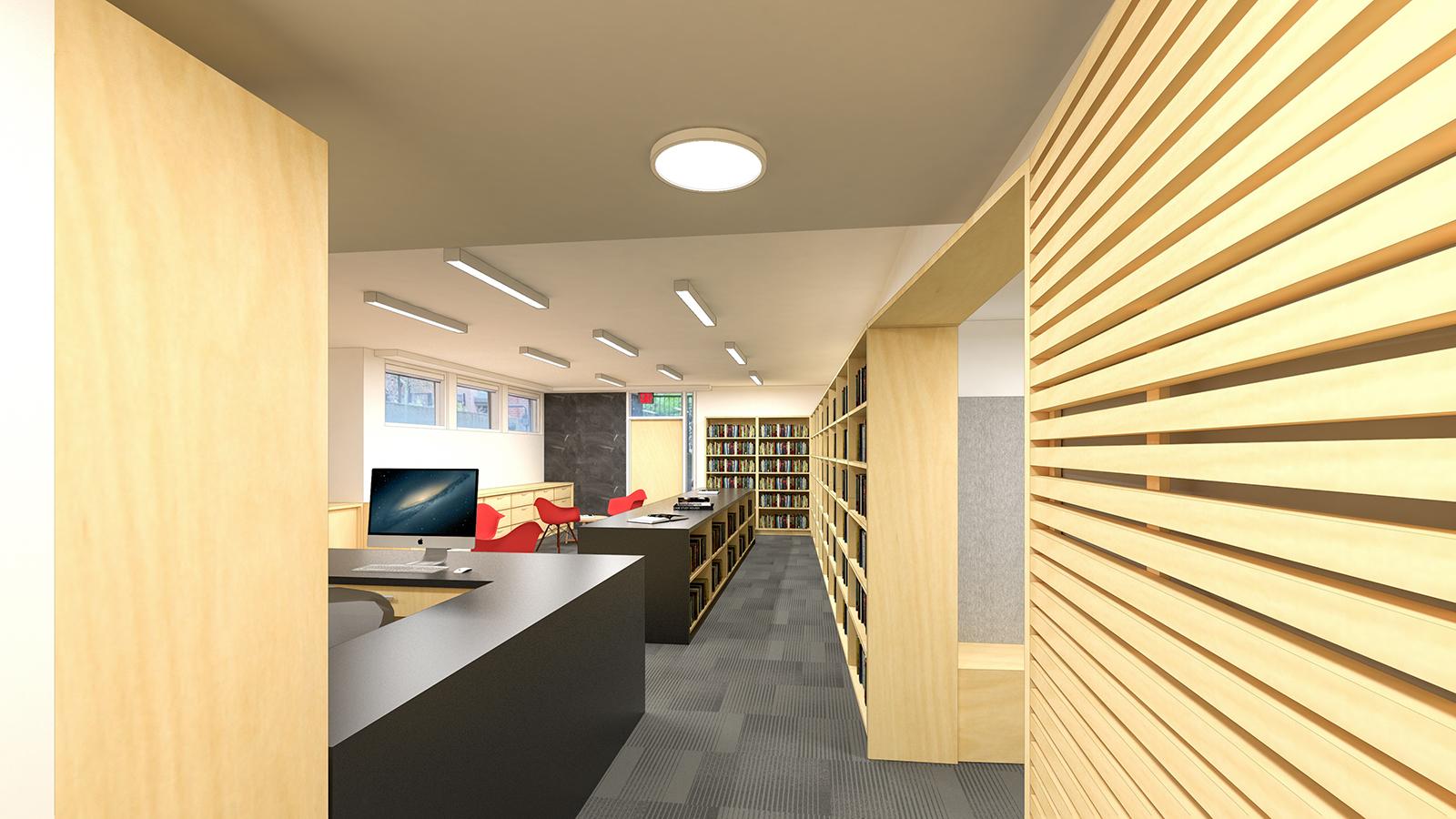 Champinefu Library