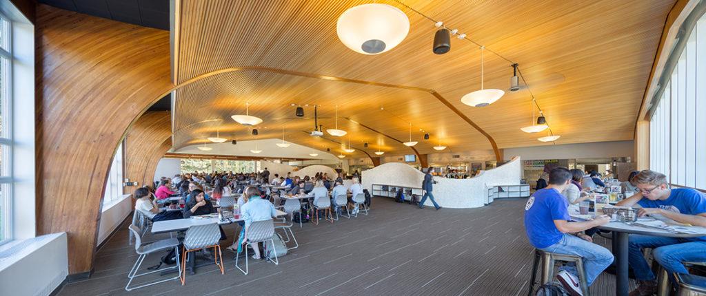 Lewis Clark College Fields Dining Hall Holst