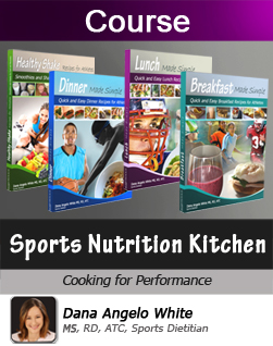 Sports Nutrition Kitchen: Cooking for Performance