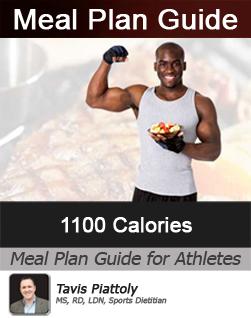 1100 Calorie Meal Plan