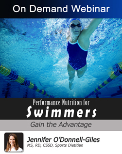Performance Nutrition for Swimmers