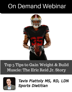 Top 5 Tips to Gain Weight and Build Muscle: The Eric Reid Jr. Story
