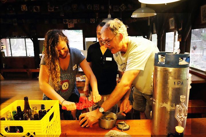 Beer Camp: Brewing Beer off the Grid