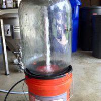 DIY Keg washer