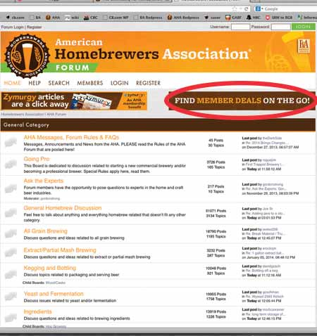 The banner ad on every page of the AHA Forum reminds site visitors of your company and will link directly to your topic on the Forum. (Specs: 468px w x 60px h, animated JPG or GIF)