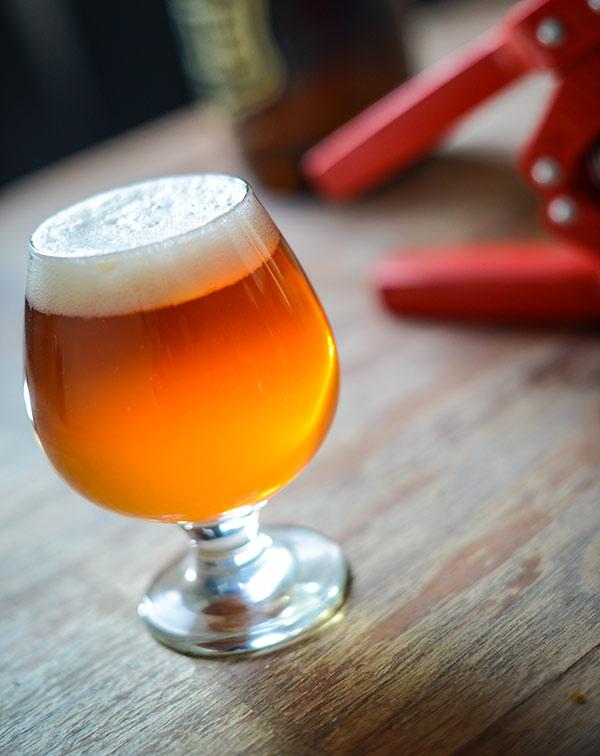 Zane's Pale Ale Homebrew Recipe