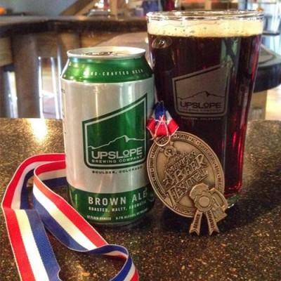 Upslope Brown Ale Homebrew