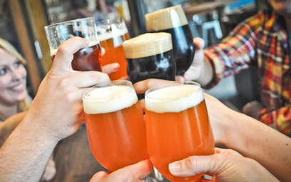 Two Michigan Breweries Were Just Ranked #1 And #2 In America