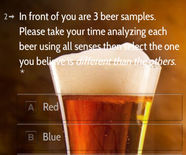 brewer of the week experiment
