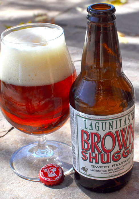 Lagunitas Brown Shugga' Clone
