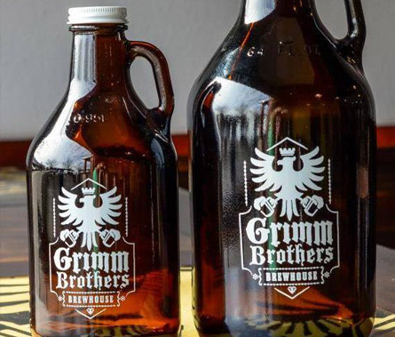 Grimm Brothers Brewhouse Snowdrop (Kottbusser)