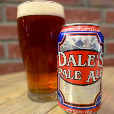 Oskar Blues Dales Pale Ale recipe