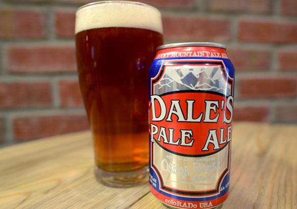 Oskar Blues Dales Pale Ale recipe