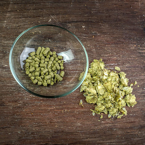 Homebrewing Hops