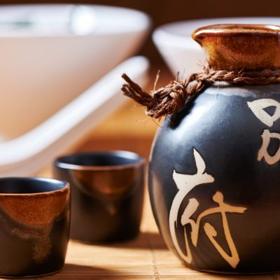 how to make sake