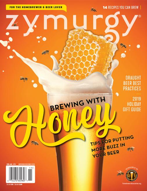 November/December 2019 Zymurgy Magazine