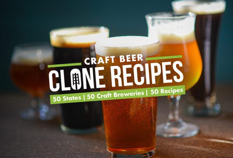 50 Craft Beer Clone Recipes