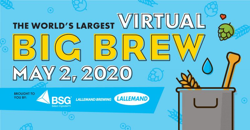 AHA Big Brew 2020 social
