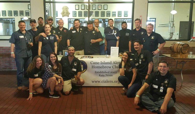 Texas Legislature Honors Cane Island Alers