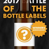 beer bottle label contest